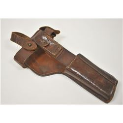 18OO-4 LEATHER HARNESS FOR BROOMHANDLE