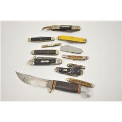 18NV-37 KNIFE LOT