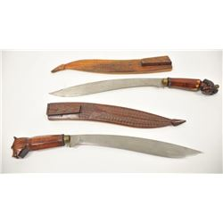 18PR-30 TWO PHILLIPINE KNIVES