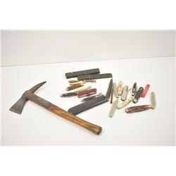 18LL-  11 KNIFE LOT