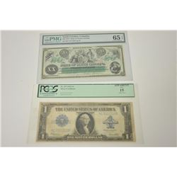 18LN-1-574 1872 $20 NOTE