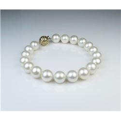 18CAI-37 SOUTH SEA PEARL BRACELET