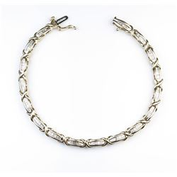 18CAI-55 DIAMOND BRACELET