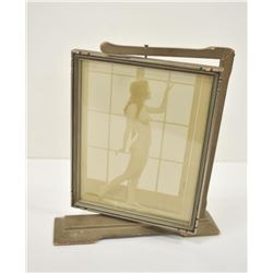 18PG-129 NUDE PHOTO IN FRAME