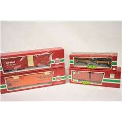 18PG-120A TOY RAILROAD CARS