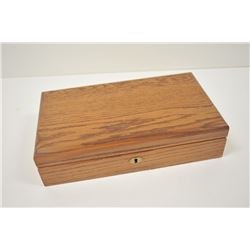 18PG-101 WOODEN BOX FOR S.A.