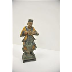 18PG-91 CHINESE STATUES