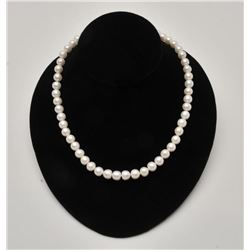 18RPS-24 PEARL NECKLACE