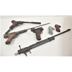 18NN-58 PELLET GUN LOT