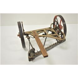 18LN-1-260 PATENT MODEL OF FARM IMPLEMENT