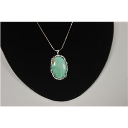 18LN-1-145 TURQUOISE NECKLACE
