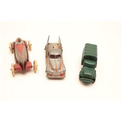 18LN-1-191 TOY CAR LOT