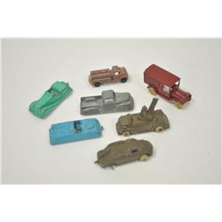 18LN-1-192 TOY CAR LOT