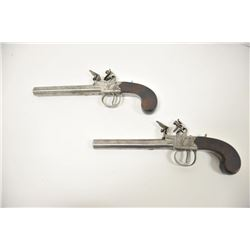 18PZ-3 NOCK FLINTLOCK PAIR