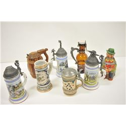 18RC-235 BEER STEIN LOT