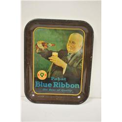 18RC-229 PABST BLUE RIBBON BEER TRAY