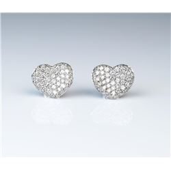 18CAI-47 DIAMOND EARRINGS