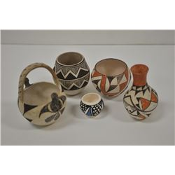 18PG-76 INDIAN POTTERY