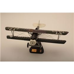 18PH-10 WOODEN MODEL OF ALBATROS