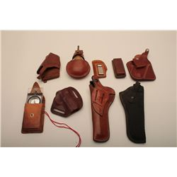 18MM-18 LEATHER LOT