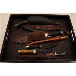 18MC-104 KNIFE LOT