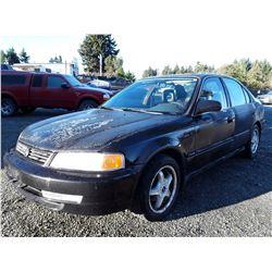 M5 --  1997 Acura 1.6 EL , Black , 222594  KM's