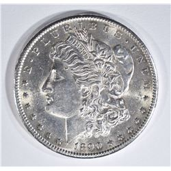 1890-S MORGAN DOLLAR BU