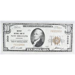 1929 TY1 $10 NATIONAL CURRENCY