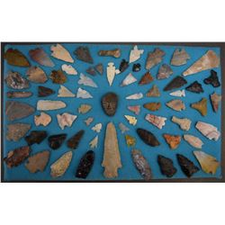 COLLECTION OF PREHISTORIC ARTIFACTS