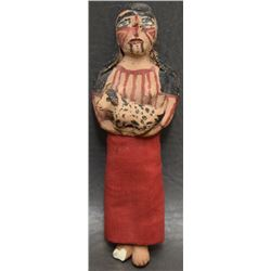 MOHAVE INDIAN POTTERY FIGURE
