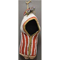 PLATEAU INDIAN DOLL CRADLE COVER