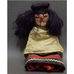 MOHAVE/YUMA INDIAN POTTERY DOLL