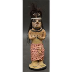 YUMA INDIAN POTTERY DOLL