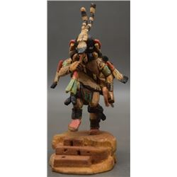 HOPI INDIAN KACHINA (MILTON HOWARD)