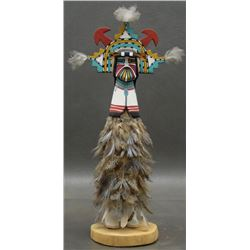 HOPI INDIAN KACHINA (LOMAHONGYA)
