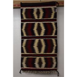 NAVAJO INDIAN TEXTILE (ALICE SPENCER)