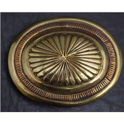 COCHITI INDIAN BUCKLE (JOE QUINTANA)