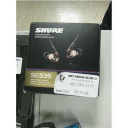 Shure SE535 Headphones
