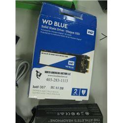 WD Blue 2TB M.2 SSD