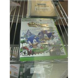 XBOX 360 Sonic