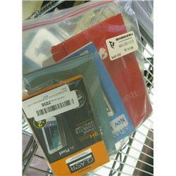 Bag of Screen Protectors