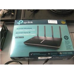 TP-LINK AC3150 WIRELESS M-MIMO GIGABIT ROUTER