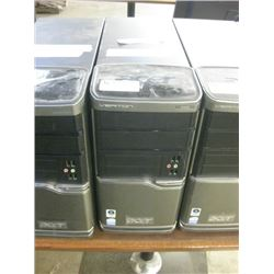 ACER VERITON M460 PENTIUM DUAL CORE E5200 2.50GHZ / 2GB RAM / 500GB SATA / DVD CDRW OPTICAL /WIN7 PR