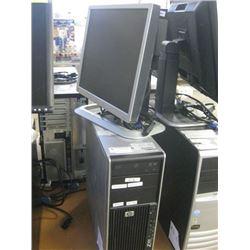 HP Z400 WORKSTATION INTEL ZION XEON W3503 2.40GHZ / 6GB RAM /500GB SATA / GFORCE GT720 1GB DDR3 VIDE
