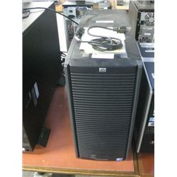 HP PROLIANT ML350  2.27 GHZ\4096 MB RAM\ NO HDD