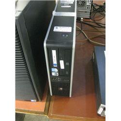 HP COMPAQ DC7800 SMF PENTIUM DUAL E2180 2.00GHZ \ 2GB RAM \ 500 GB SATA\ WIN 10 PRO UNACTIVATED