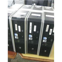 HP Compaq dc7800 smf Pentium Dual E2180 2.00 ghz \ 1 GB Ram \ 500 GB Sata\ DVD Rom \ Win 7 Pro unact