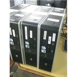 HP Compaq dc7800 SMF Pentium Dual E2180 2.00 GHZ \ 2 GB Ram\ 500 GB Sata\ Win 7 Pro Unactivated ** C