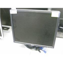 """Dell 19""""LCD w/vga cable"""