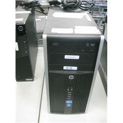HP Compaq 6200 Pro Microtower *no hdd